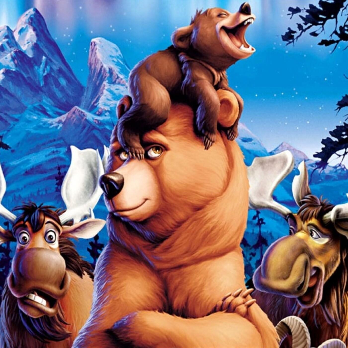 cartoon cartoon cast 64 - tierra de osos (brother bear)