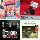 Programa 408 - FSR: New Fly (Jules Bertrand), Ari Hoenig Trio, Alex Hitchcock Quintet i Ken McEntyre & Eric Dolphy