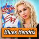 VANJA SKY · by Blues Hendrix