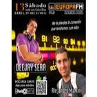 13-04-13 EuropaFM 91.3 Sábado tarde con Celso Díaz