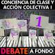 Debate A Fondo - Conciencia de clase y acción colectiva I