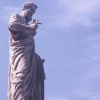 ¿Está Pedro enterrado en Roma?