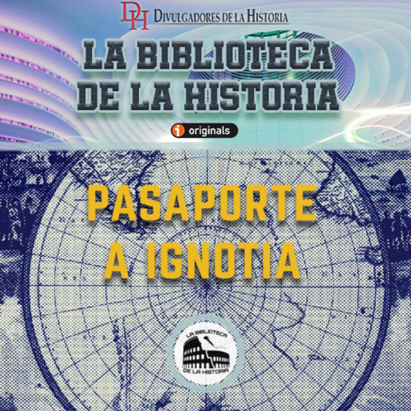 Avance próximo programa #Pasaporte a Ignotia#