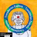 Transiberian Express #28 - Le Mat (Ilustrador, Grafitero), Kubrick, #Artegalia Radio.