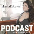 Martha Debayle en W 25 de diembre de 2015. Viernes25 de dicimbre de 2015
