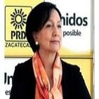 Lic. Amalia García 'CONTRA EL ARMAMENTISMO',con Nino Canún.