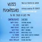 Ondas Sin Fronteras #16 Voces contra fronteras, un recital (música & poesía) en Barcelona para ayudar a refugiados