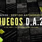 Sentido Antihorario - 2x09: Juegos D.A.DOS