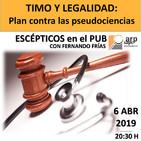 Timo y legalidad - Fernando Frías