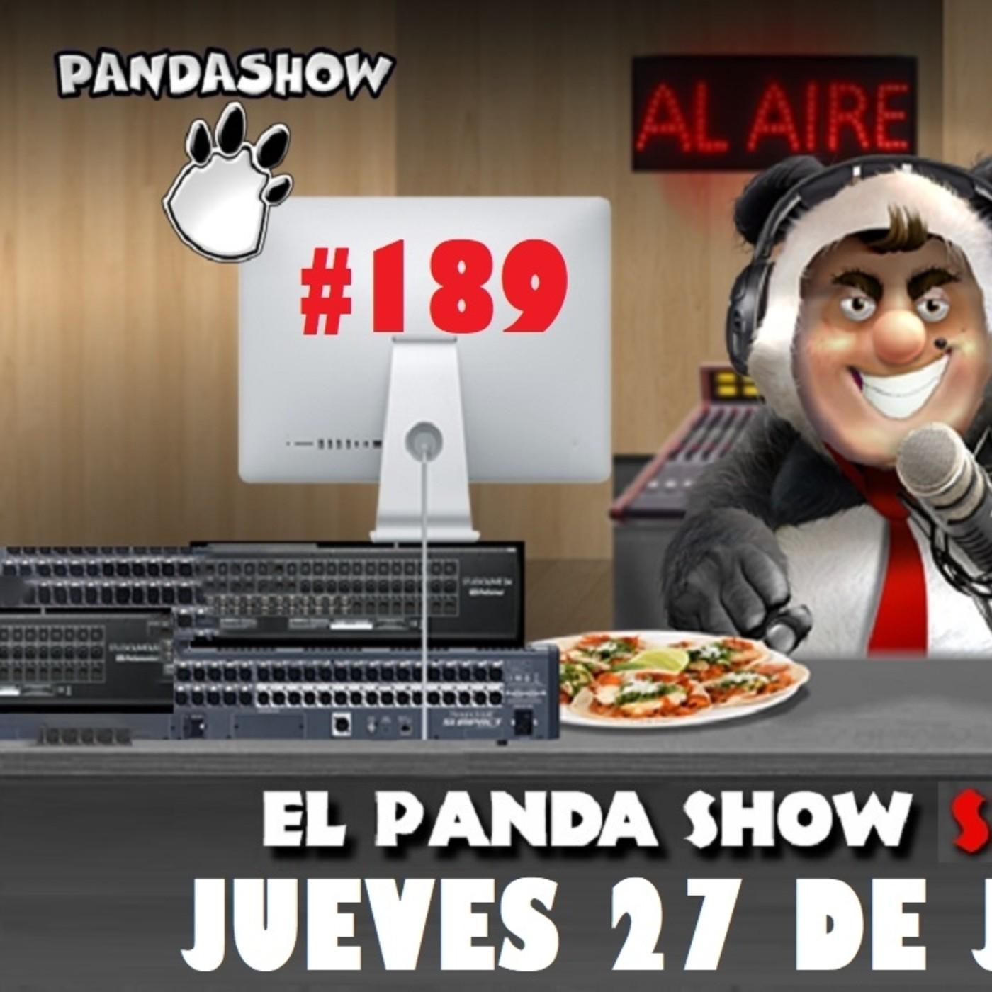 PANDA SHOW Ep. 188 JUEVES 27 DE JUNIO 2019
