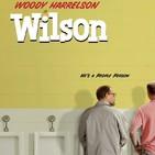 Wilson (2017) #Comedia #audesc #peliculas #podcast