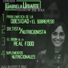 Radio AudioFit #6 - Entrevista a Gabriela Uriarte