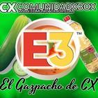 EL GAZPACHO de CX: Pepinos y Vinagres del E3
