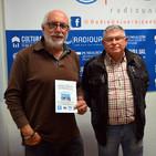 Entrevistando a Manolo Pérez y José Antonio Barrera, de lPlataforma Almeriense por un tren publico social y sostenible.