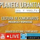 Planeta Urantia - Ida y vuelta #01