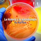 Tempus Fugit 6x28: Historia y microbiología, con Raúl Rivas