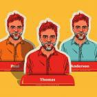 El libro de Tobias: 3.21 Paul Thomas Anderson