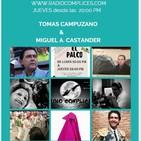 DESDE EL PALCO con MIGUEL A. CASTANDER, en RADIOCOMPLICES.COM con FERNANDO RODRIGUEZ, Programa 21/05/2020