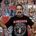 ¡Etiqueta Negra! Entrevista con el famoso dibujante Vizcarra...