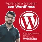 #128 Santiago Alonso y RGPD con WordPress