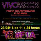 Fiesta de I Aniversario Vivo Rock (III)_23/04/2016