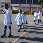 Viaja brigada médica de Cuba al estado de Zulia