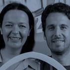 Vivir del desarrollo en WordPress, con Esther Solá y Nahuai Badiola.