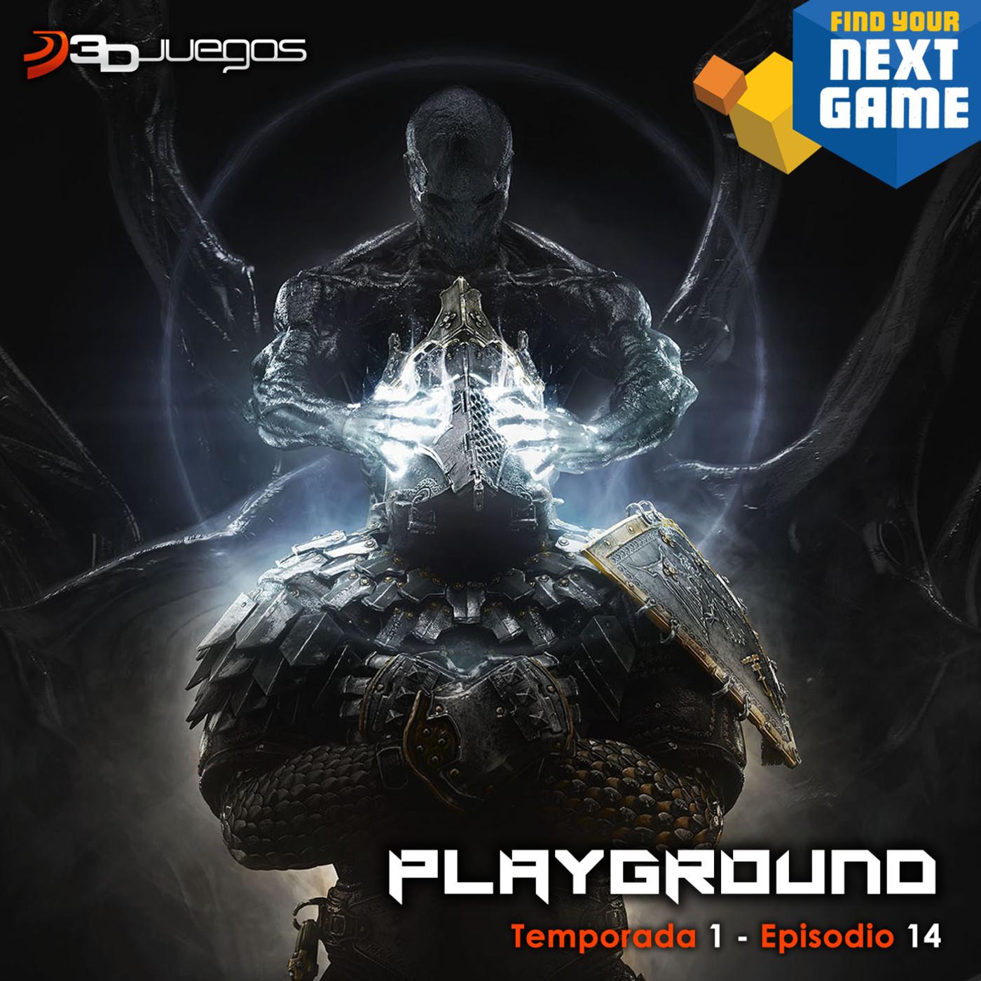 Playground Episodio 14 - PC Gaming Show, Future Games Show y las teorías de la conspiración