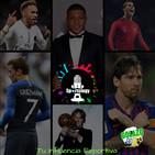 Fútbol - Kylian Mbappe debe estar fuera de los tres mejores delanteros y te decimos por qué