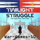 WarGames 10 #10 Twilight Struggle la batalla por la Guerra Fría