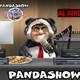 Panda Show - novio arrastrado de jazmin
