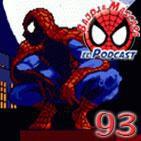 Spider-Man: Bajo la Máscara 93. Spider-Man y los videojuegos 1995/96 y Checklist de Noviembre.