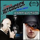 EPDH 5X01: Hereditary, La monja, The vanished, Orgullo de estirpe y Entrevistas a JM Villena e Iván Palmarola.