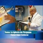 Edgar Calderon Tema: La Iglesia de pèrgamo