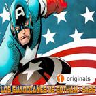 Los Guardianes de Gotham 5x26 - CAPITAN AMERICA : 80 Aniversario