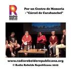 "Por un Centro de Memoria - ""Cárcel de Carabanchel"""