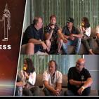 TERTULIA con Yolanda Soria, David Parcerisa, Marcelo Larin, Steve Locse, Sergio Ruiz, Luis Palacios,