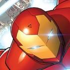 Siete Notas en Negro 09 - Infinity War vol.1: un paseo por el 'Universo Marvel' - Fase 1