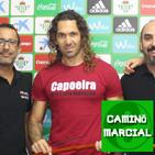 CAMIO MARCIAL nº64 - Ismael Vázquez (Capoeira)