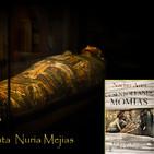 185- 13x04- DESENROLLANDO MOMIAS con NACHO ARES- CORAL CASTLE