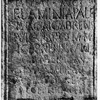 LA HISTORIA ENTRE LÍNEAS: Cabra, la diosa Isis y los Illychiniarum