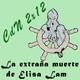 CdN 2x12 - La extraña muerte de Elisa Lam (completo)