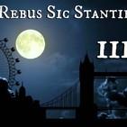 Rebus sic stantibus -Tercera sesión