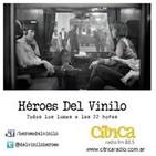 Podcast de heroes del vinilo