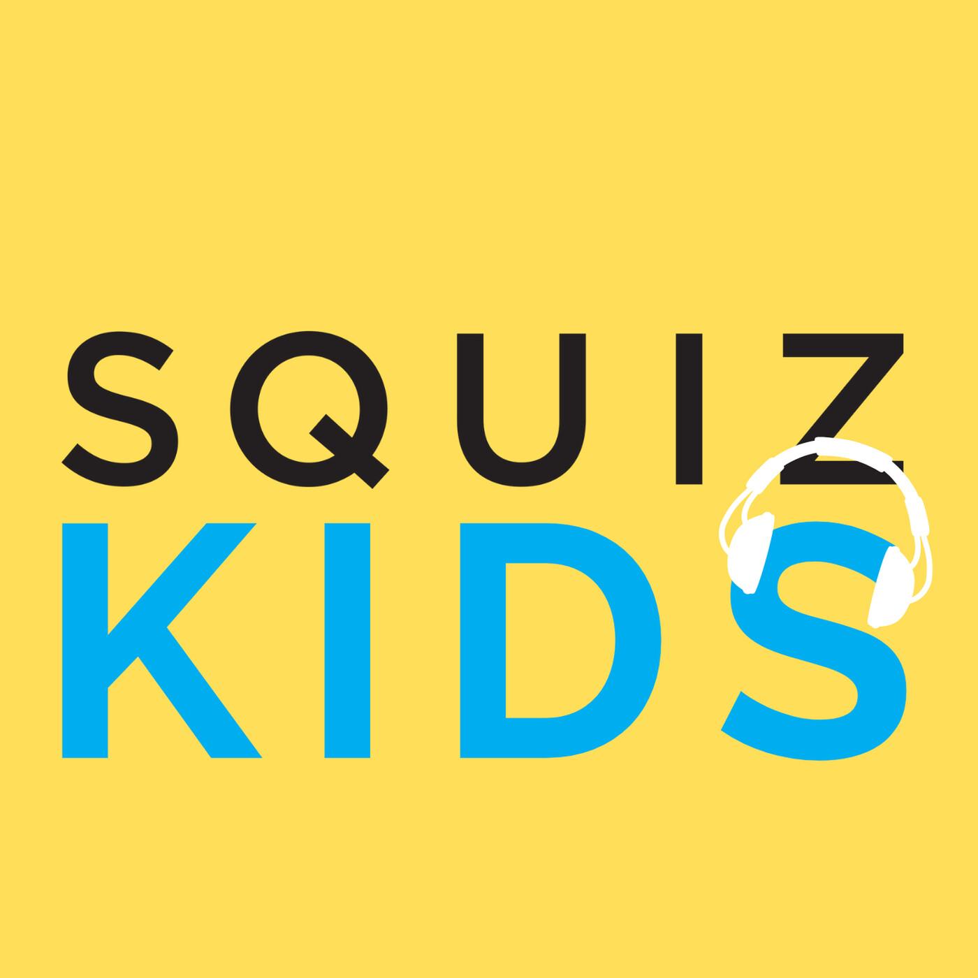 Squiz Kids Q+A - Annabel Sutherland