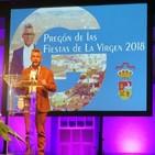 PREGÓN FIESTA DE LA VIRGEN DE GUÍA 2018 - 28-07-18