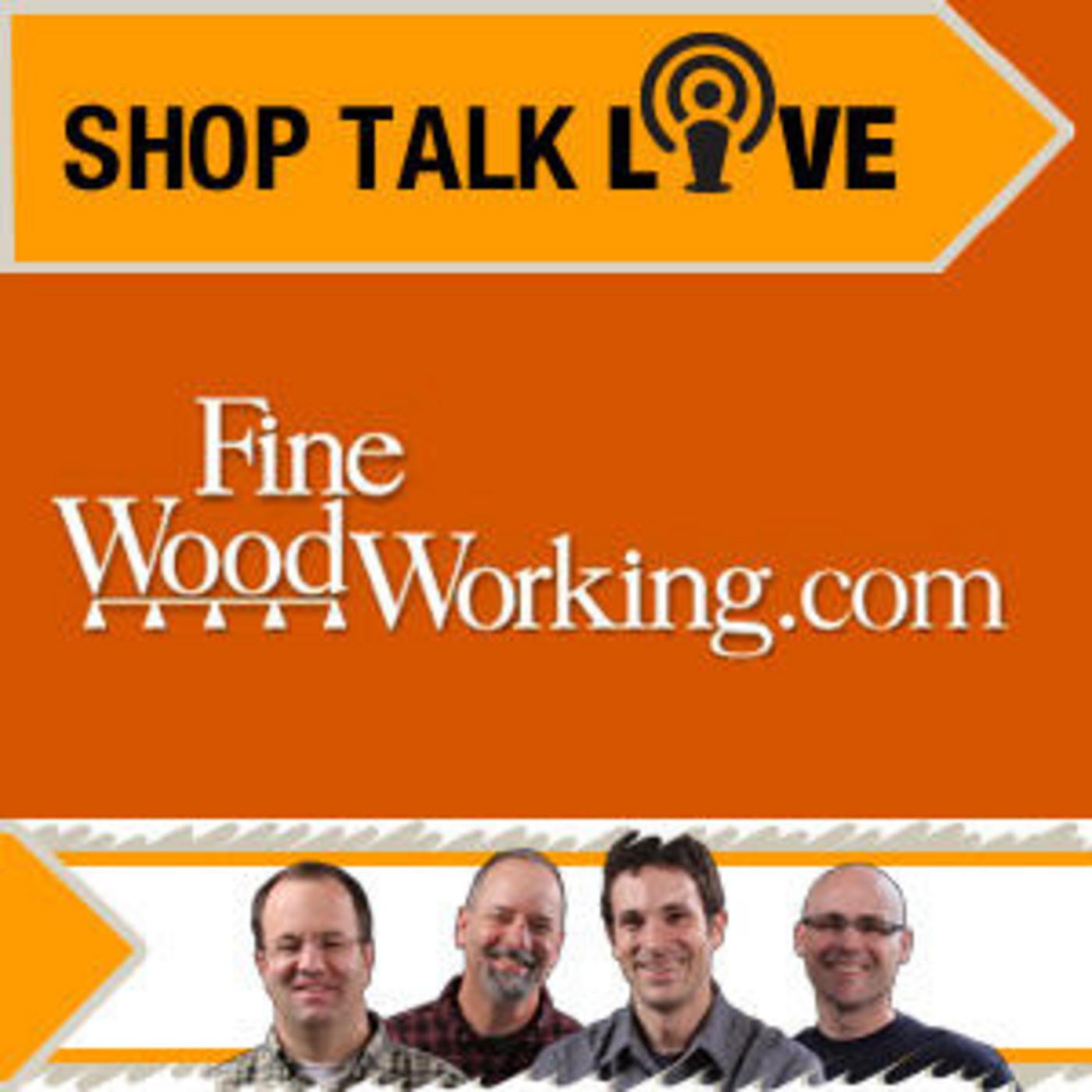 Shop Talk Live 38: Brian Boggs' Brainy Shop Machinery