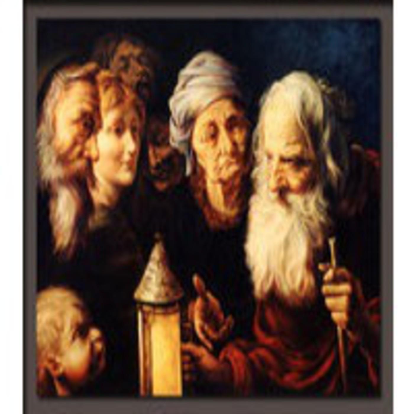 La Religión hebrea (Antonio Piñero)