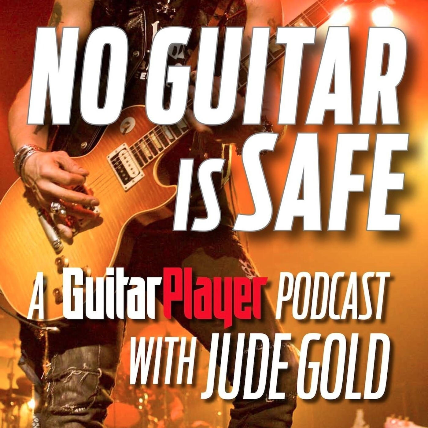 No Guitar Is Safe