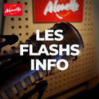 Le flash du 16 Juin à 18h30
